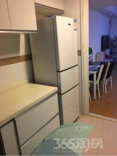 仙林悦城2室1厅1卫65平米整租精装