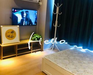 银城kinma Q+社区1室1厅1卫40平米精装整租