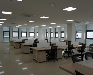 招商直租 大学城旁 精装修办公房 大小面积可分割 诚心招