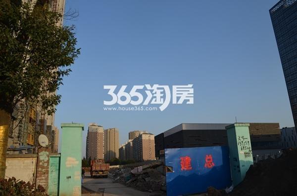 弘阳时代中心实景图(11.25)
