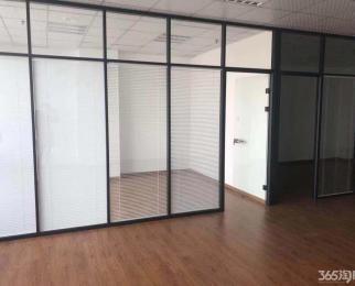 九龙湖 俊杰大厦写字楼 中央空调有隔断玻璃门随时看