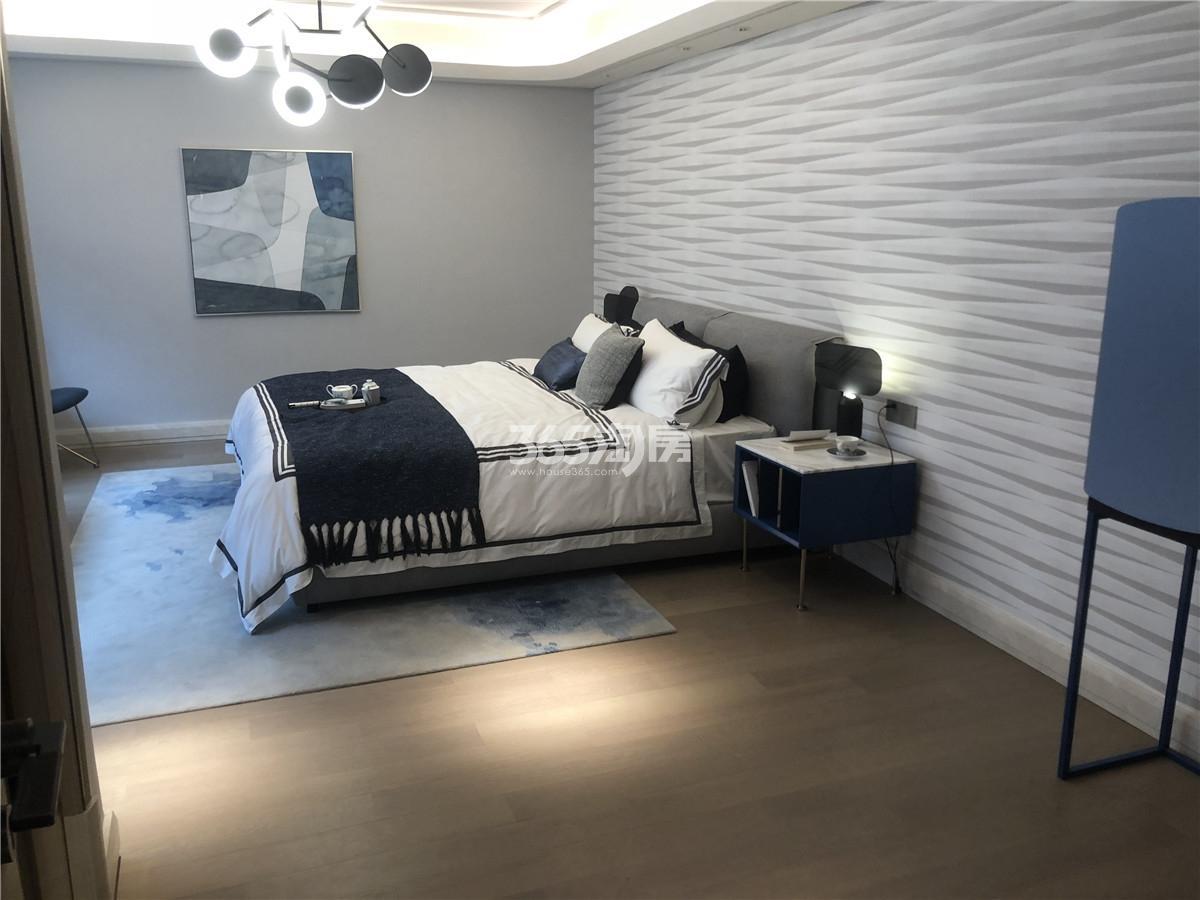 大鱼VILLA约260㎡样板间一楼并带地下室-卧室