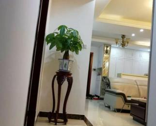 莲花新城嘉园2室2厅1卫90平方产权房豪华装
