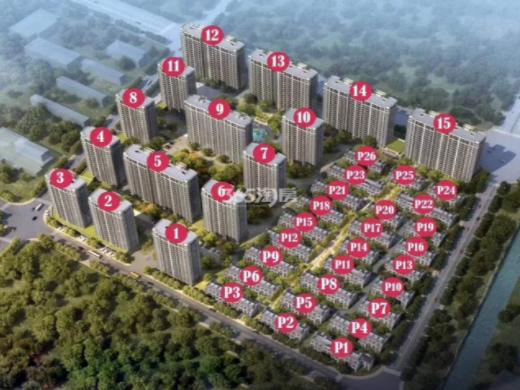 滨江新希望新城未来海岸