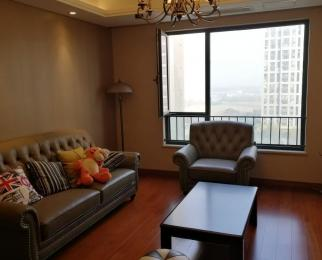 仁恒绿洲新岛青杉园3室2厅2卫126平米整租豪华装