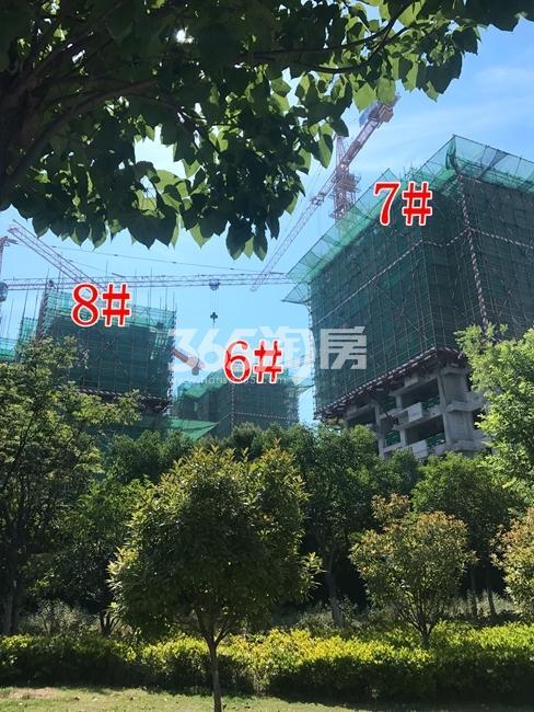 华宇九州府实景图
