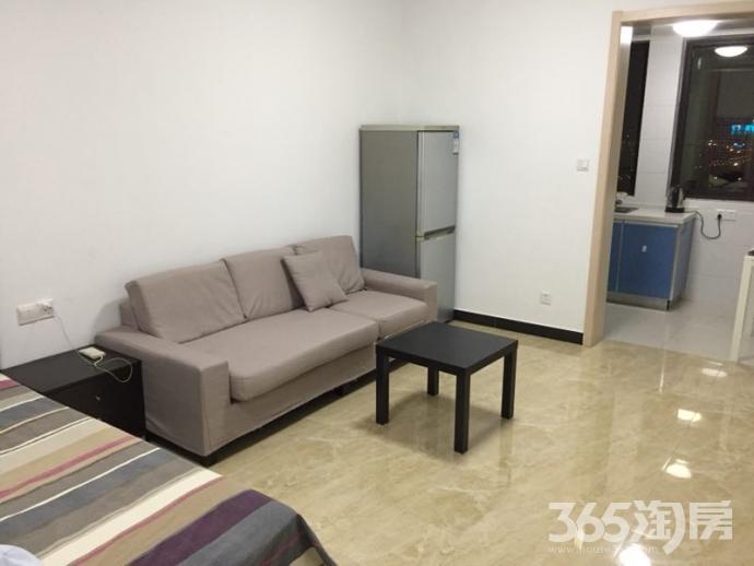 东方万汇城1室1厅1卫46平米整租精装