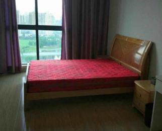 绿地国际花都蓝蝶苑1室1厅1卫50平米整租中装