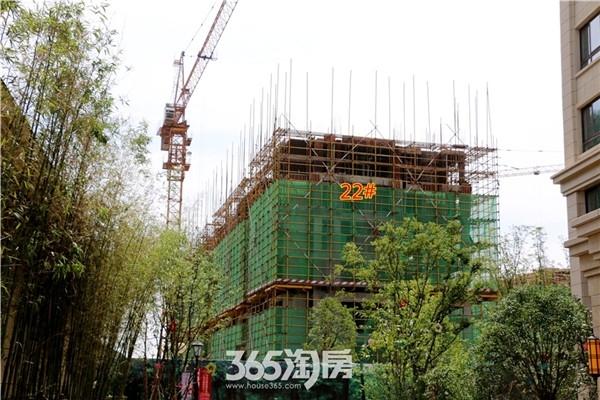 新华联梦想城22#工程进度(2016年7月摄)