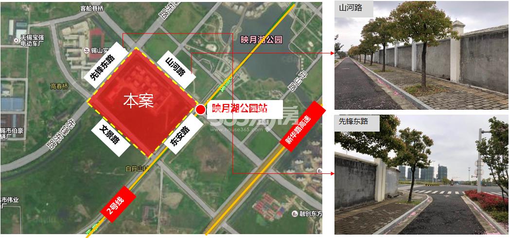 浙大网新·未来寓交通图