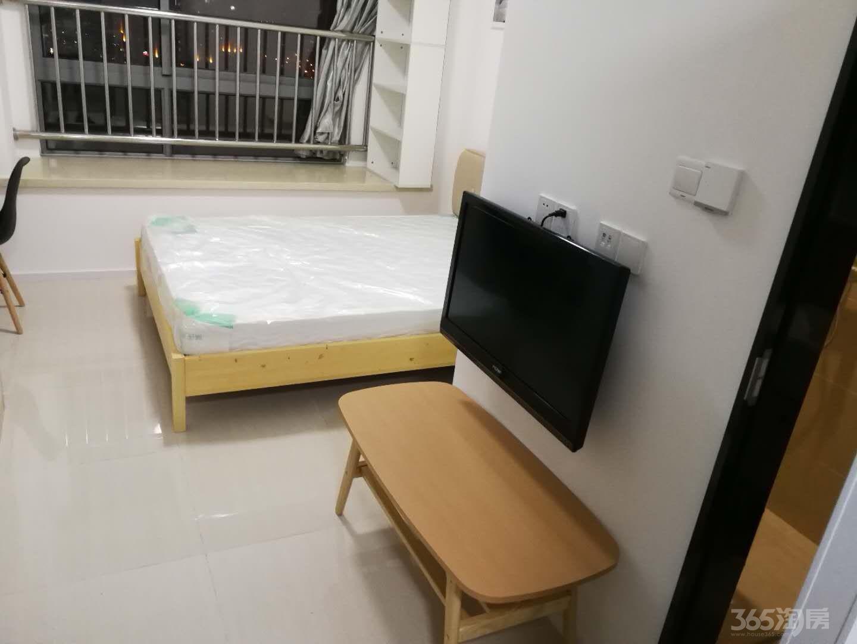 君地联合广场1室1厅1卫40平米整租精装