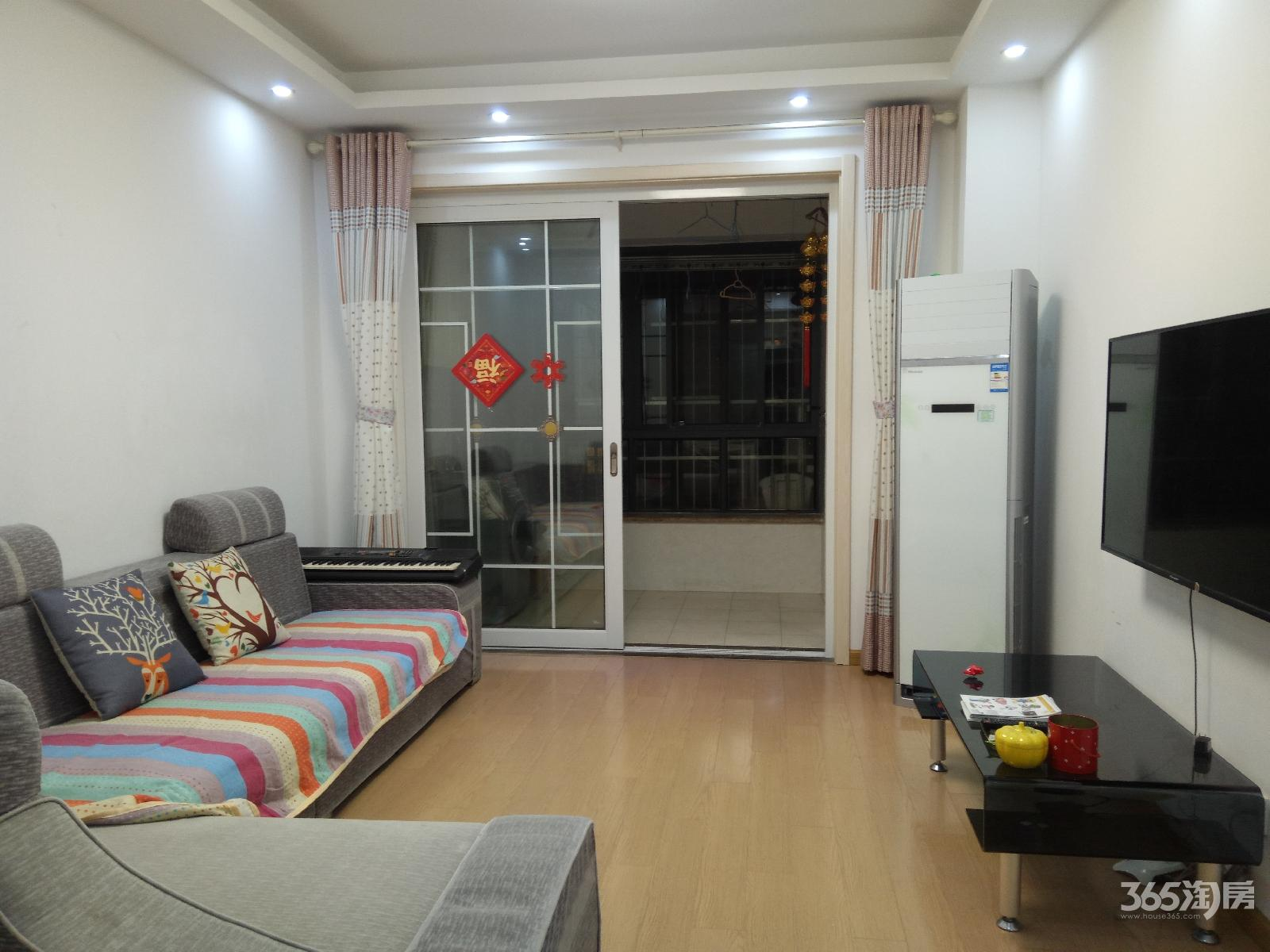 托乐嘉旺邻居精装两房中间位置可改三房设施全送双学区