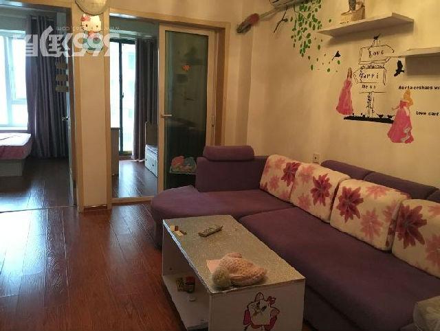 雅居乐花园2室2厅1卫精装