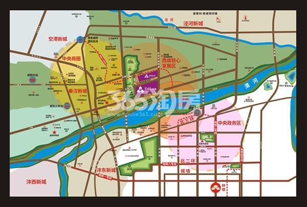 启迪佳莲未来科技城交通图