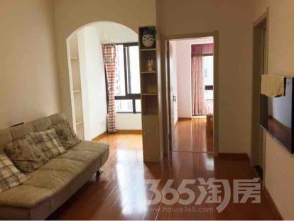 苏宁环球城市之光1室1厅1卫49平米精装
