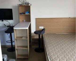 湖滨公寓 3号线 精装单室套 家电齐全 拎包入住 随时看房