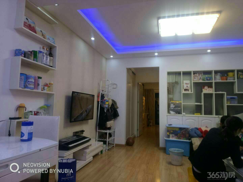 仙林悦城2室2厅1卫64平米2014年产权房精装