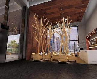 奥体核心商业圈 艺术家工场 科技创新精致办公楼 现房招租
