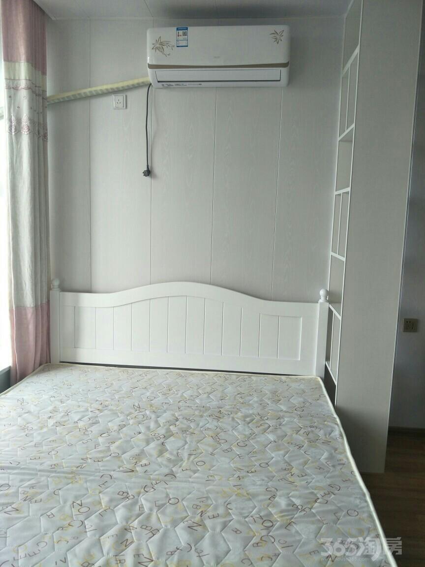七彩世界欢乐城1室1厅1卫43平米整租精装