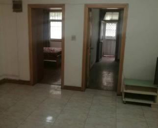 人民医院地铁口沁园新村1楼全装通透朝南两房急售2间院看房有钥匙