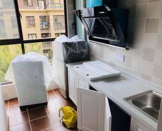 香溢紫郡精装带独卫 独立冰箱洗衣机 朝南带阳台急租 看房随时