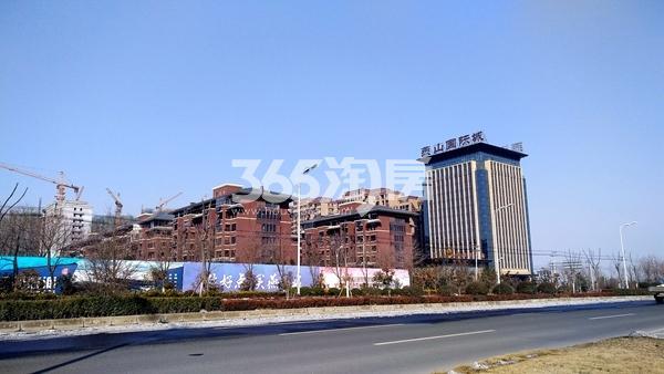 中国铁建・燕山国际城 远景 201802