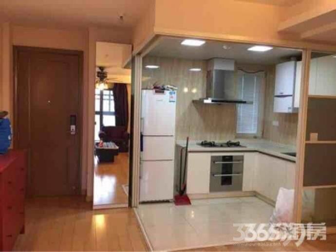仁恒G53公寓2室1厅1卫78平米整租精装