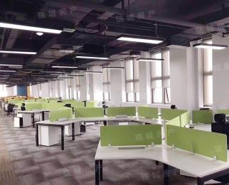 软件谷 云密城 紧靠天隆寺地铁口 整层精装出租 送免租期