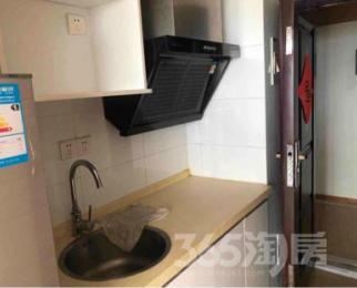 个人无中介费 缇香广场1室1厅1卫40平米整租精装