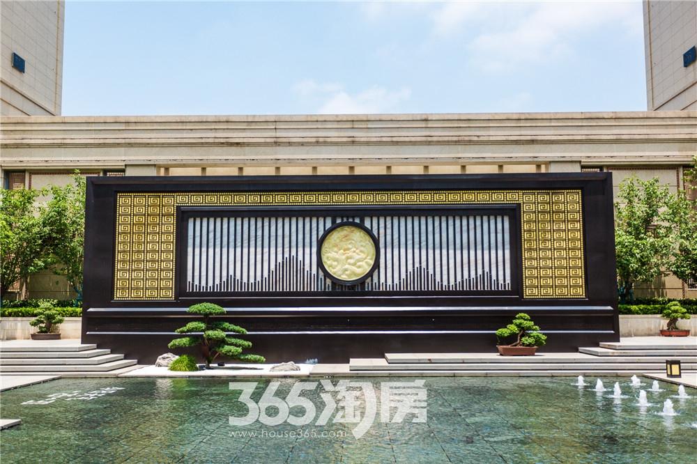 伟星玖璋台小区实景图(2020.7月摄)