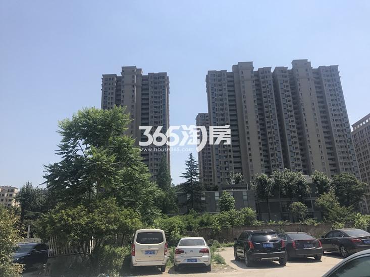 中电颐和府邸施工进程(7.19)