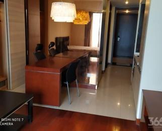 杭州东部国际商务中心1室1厅1卫40平米整租精装