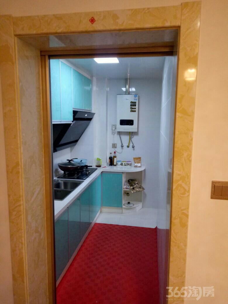 东紫园3室1厅1卫98平米2014年产权房精装