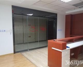 新城总部大厦 十号线地铁口 精装带家具 隧道口 江北新区