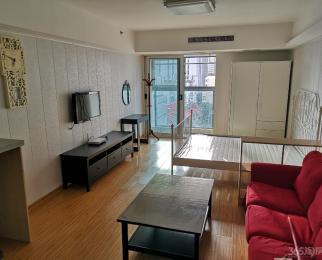 <font color=red>峨嵋公寓</font>1室1厅1卫52平米豪华装整租