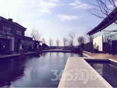 富力乌衣水镇4室2厅4卫218平米毛坯产权房2017年建