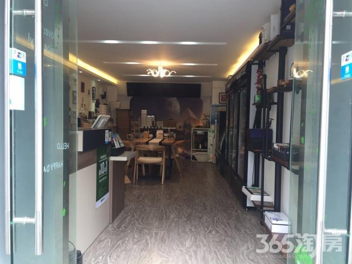 集庆门大街商铺30㎡整租精装