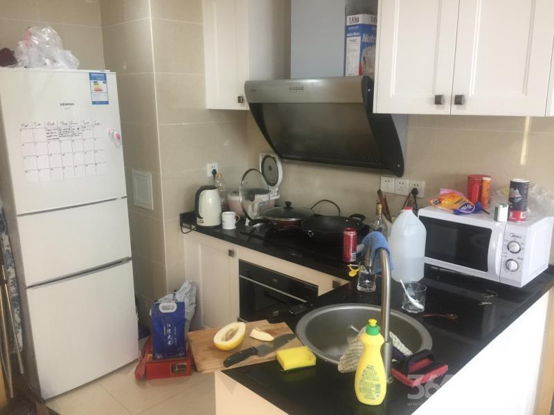 凤凰国际公寓2室1厅1卫60平米整租精装