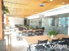 雨花客厅 软件大道5A级写字楼可分割出租 精装修拎包办公