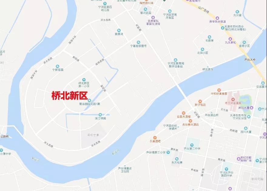 东昊骏璟学府交通图