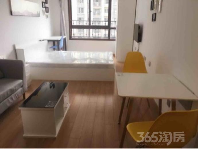 华邦繁华里1室1厅1卫40平米整租精装单身公寓
