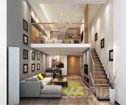 智能化酒店公寓 loft多样空间、总价30-40万