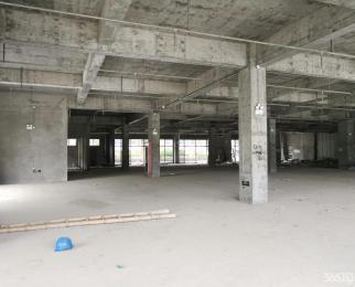 江北新区地标写字楼裙楼商业双拐角门面招租银行体检4S店