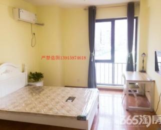 绿地缤纷广场1室1厅1卫40平米整租豪华装