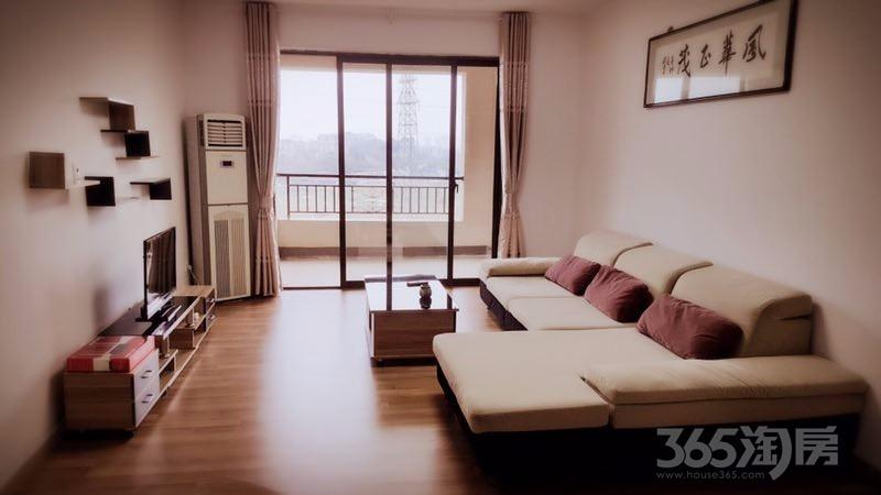 融侨观邸3室2厅2卫124平米精装整租,环境优雅 拎包入住