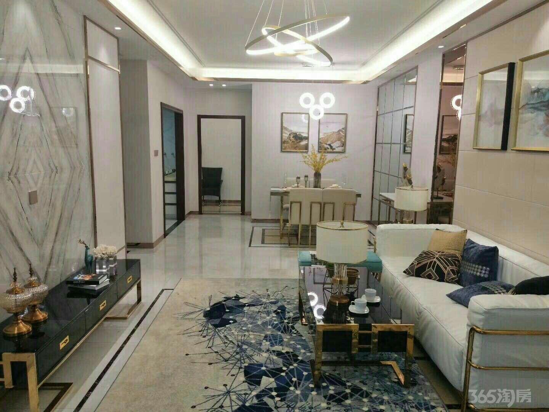 亿景海棠湾3室2厅1卫96平米2017年产权房毛坯