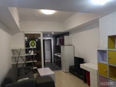 公寓(吉瑞泰盛国际生活广场)1室1厅1卫42平米豪华装整租