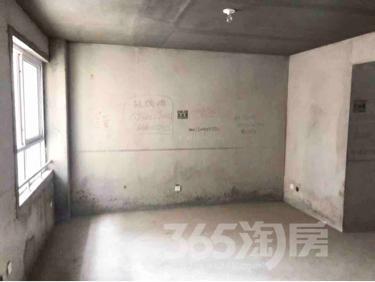 国园壹城3室1厅2卫136.7平米毛坯产权房2012年建