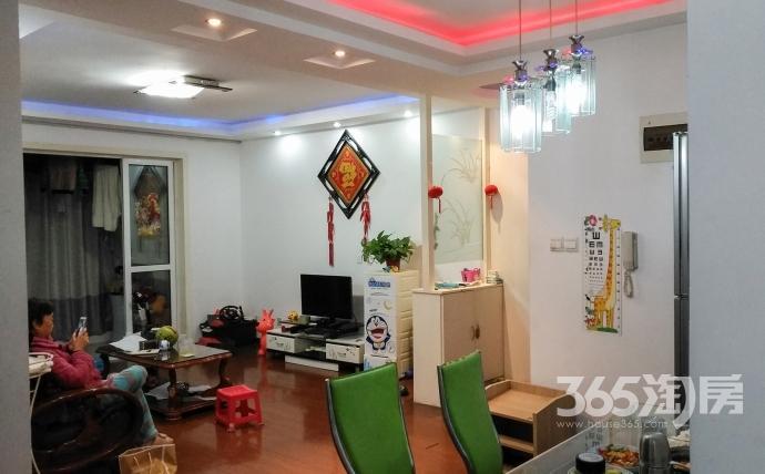 颐家春天3室2厅1卫87平方产权房精装