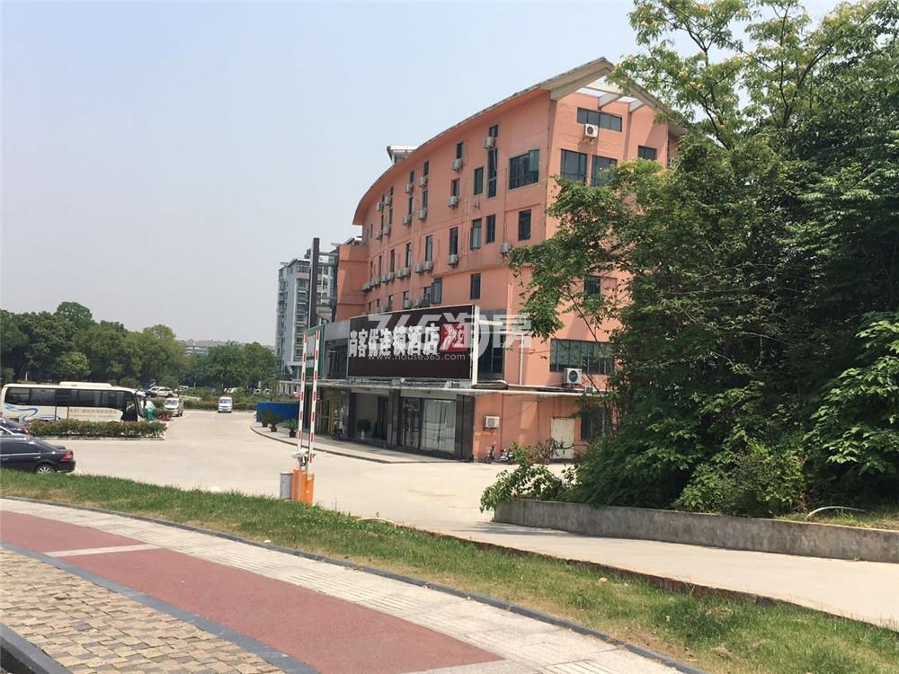 雍福龙庭实景图